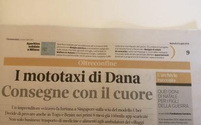 Corriere Buone Notizie – 23 luglio 2019