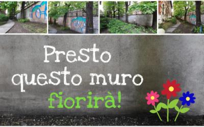 Insieme per una città che cura: progetto per un murales